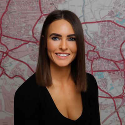 Sarah Jewett - Head of Property Management